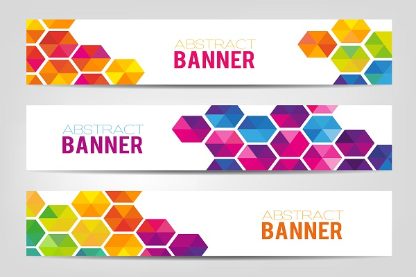 Display of banner advertising
